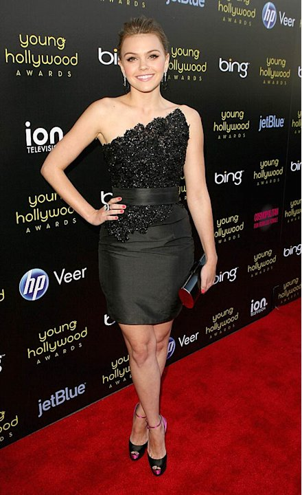 Amy Teegarden Young Hollywood Aw
