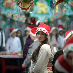 Displaced Christians In Iraq Prepare For Christmas