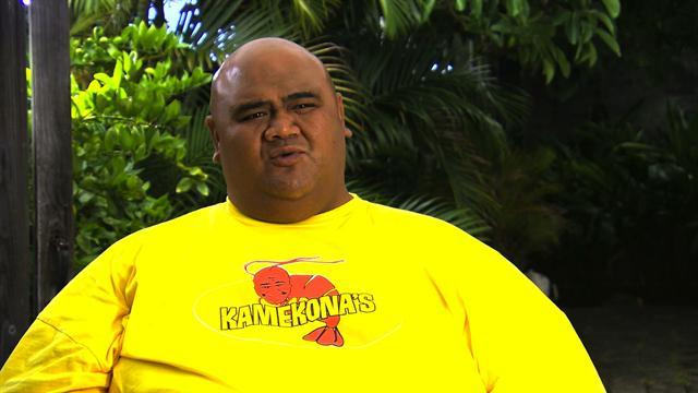 Hawaii 5-0 - Behind The Scenes with Taylor Wily (Kamekona)