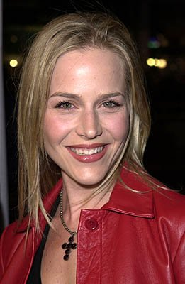 Julie Benz at the Westwood premiere of New Line's Sugar and Spice