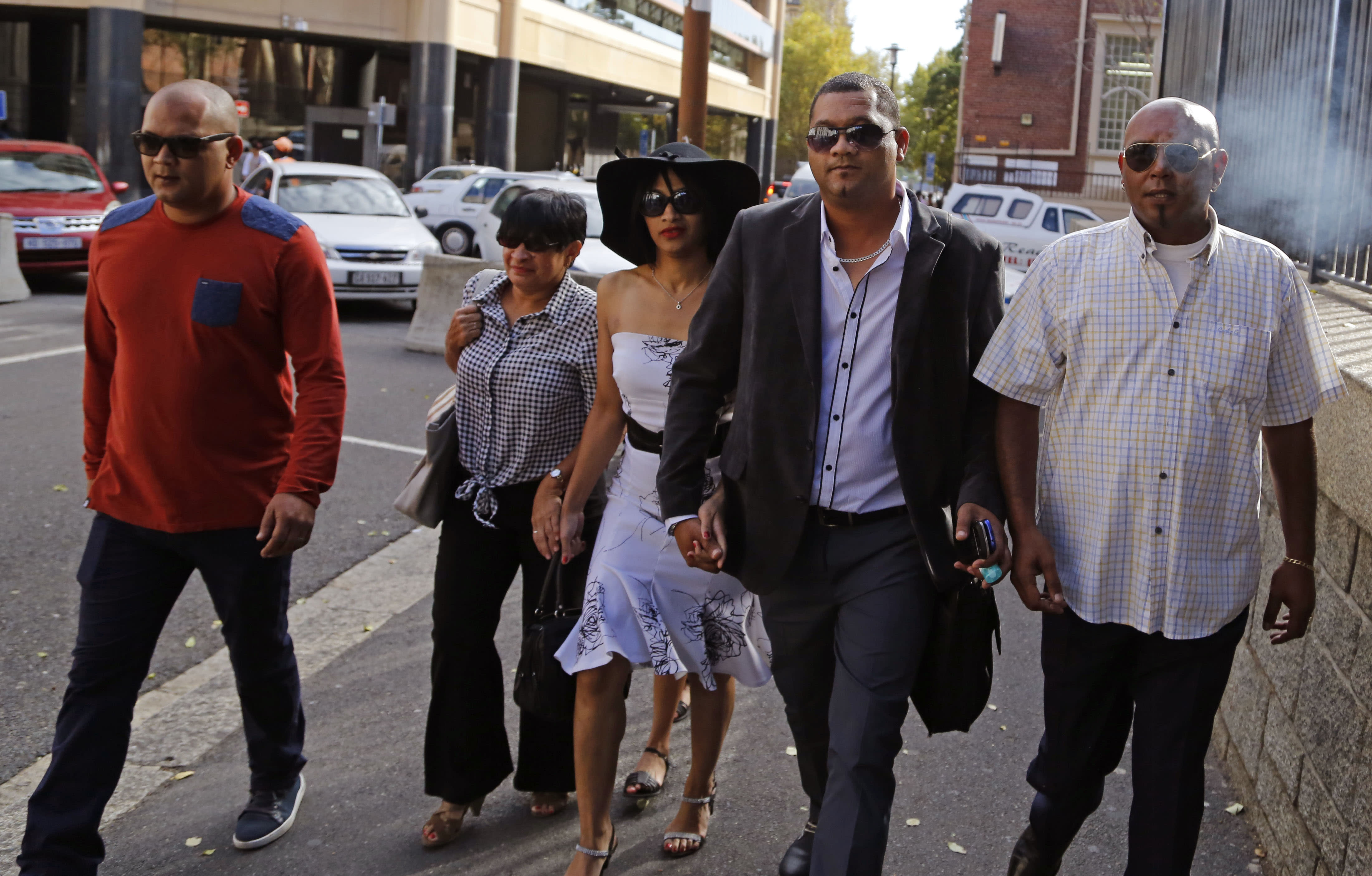 South African woman accused of kidnapping baby gets bail