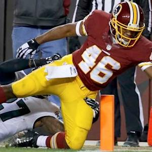 'Sound FX': Washington Redskins running back Alfred Morris plays spoiler