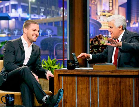 Stephen Amell: I Didn't Tell My Parents I Played a Male Prostitute in Hung