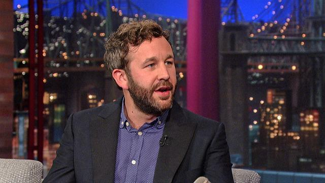 David Letterman - Chris O'Dowd Meets Sex Symbols