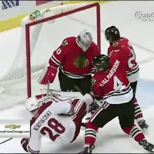 Lauri Korpikoski fights one in