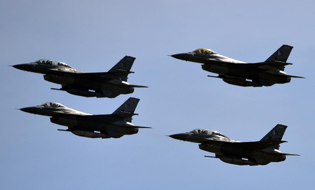 Pakistani air strikes kill 44 militants