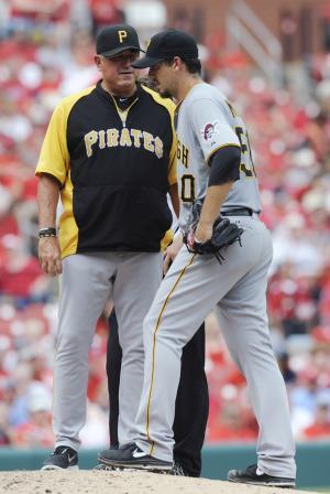 Pirates unsure when Morton, Rodriguez will start