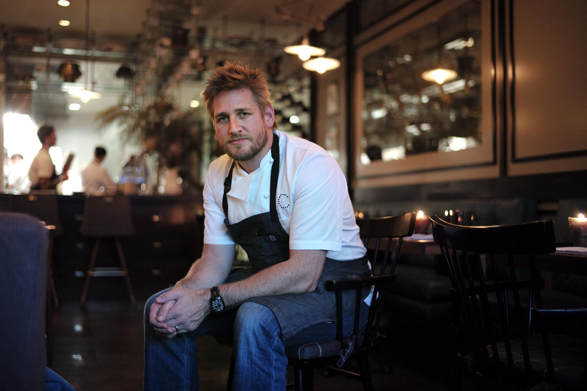 Curtis Stone gets behind the camera, back into the kitchen