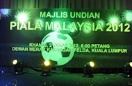 2012 Malaysia Cup draw throws up tasty ties