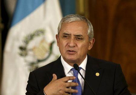 Guatemalan President Perez will not flee over graft scandal: lawyer