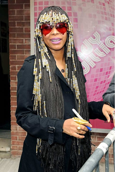 Badu Erykah wendy Williams