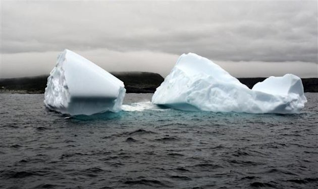 Iceberg Alley