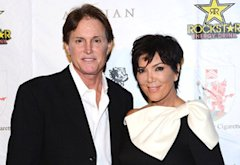 Bruce and Kris Jenner | Photo Credits: Araya Diaz/Getty Images
