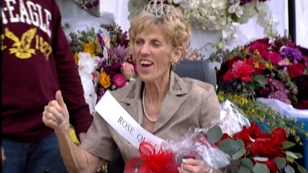 Grandma Gets 'Rose Parade' Wish (ABC News)