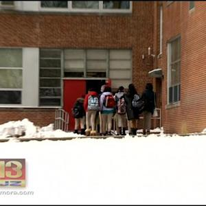 Parents Frustrated By Snow Delays And School Closings This Winter
