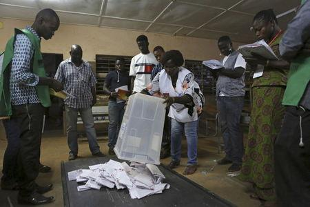 Burkina Faso to announce provisional election results
