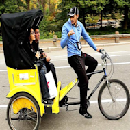 Hati-hati Naik Becak di New York