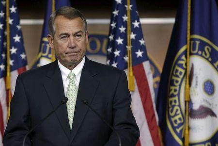 Boehner says Hillary Clinton should support White House on trade