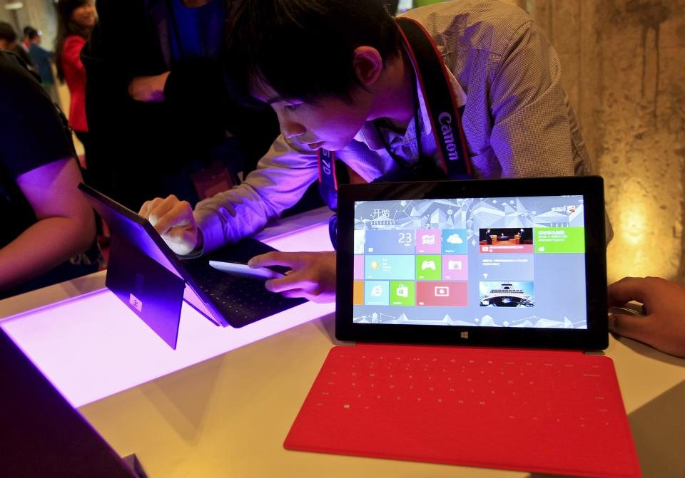 Microsoft kicks off Windows 8 campaign at NY event