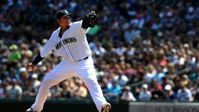 MLB: Milwaukee Brewers at Seattle Mariners