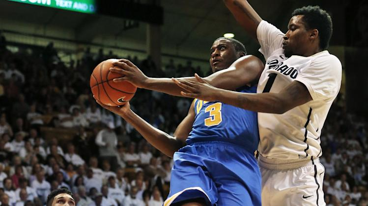 No. 25 UCLA beats No. 21 Colorado 69-56