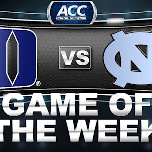 Duke vs North Carolina | Game of the Week