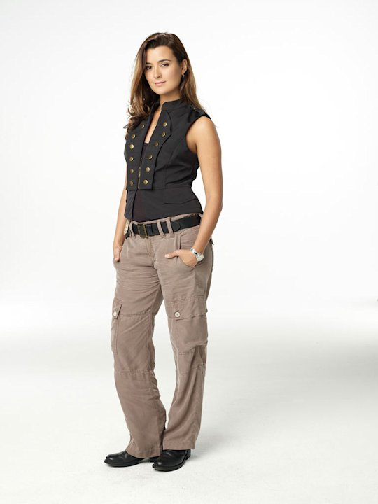 Cote de Pablo stars as Ziva David in &quot;NCIS.&quot; 