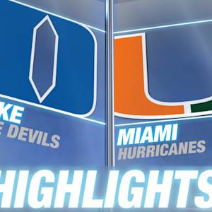 Duke vs. Miami | 2014 ACC Football Highlights
