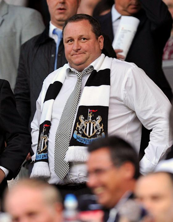 Soccer - Mike Ashley