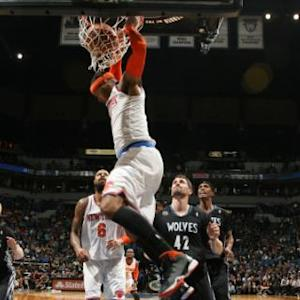 Knicks vs. Timberwolves
