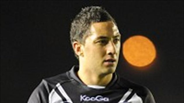 Benji Marshall was in the New Zealand team which won the World Cup in 2009