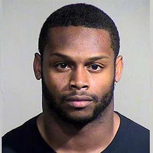 NFL Arizona Cardinals' Jonathan Dwyer Arrested
