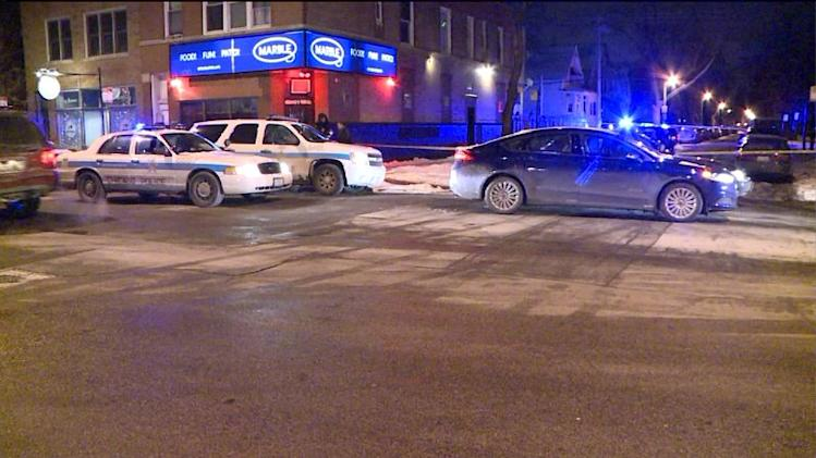 Armed robbery in Logan Square leaves a man dead