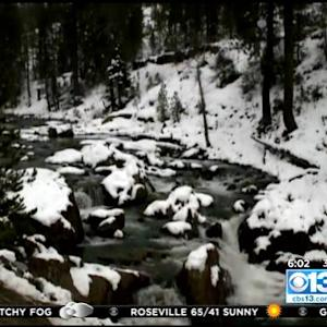 Department Of Water Resources To Conduct Third Snowpack Survey Tuesday