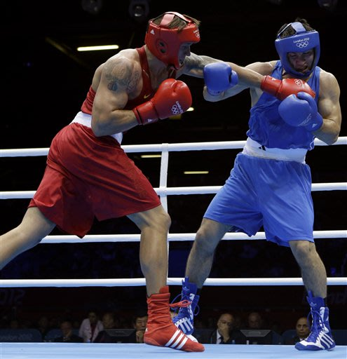 Ukraine's Lomachenko set to headline medal rounds
