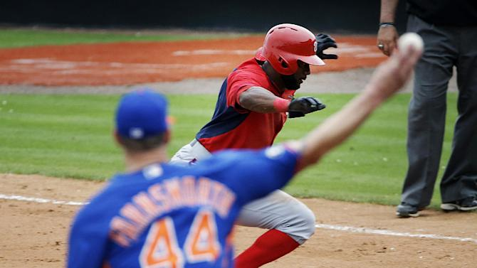 Parnell on DL; Mets call up Farnsworth, Flores