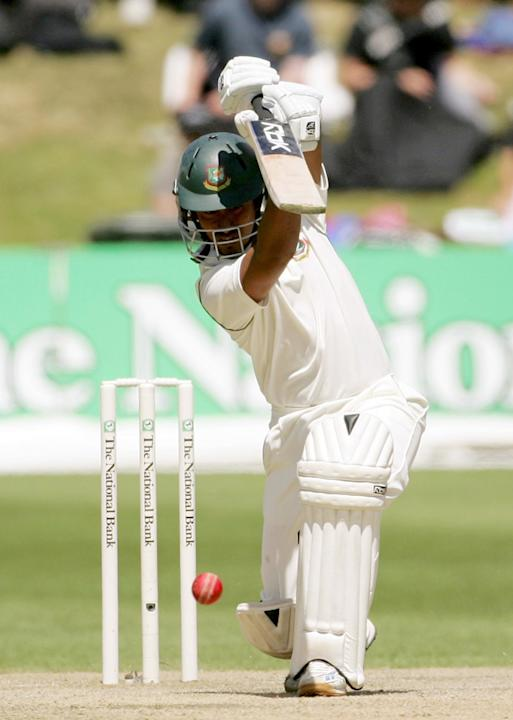 First Test - New Zealand v Bangladesh: Day 3