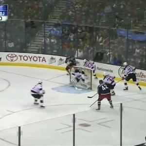 Devils at Blue Jackets / Game Highlights