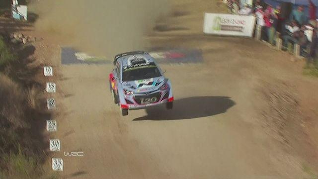 Ogier triumphs in Mexico