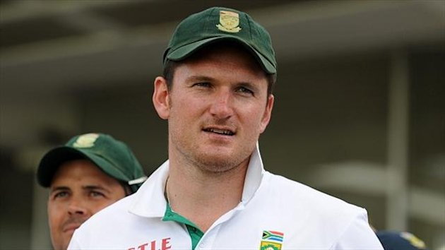 Graeme Smith notched an unbeaten double century (PA Sport)