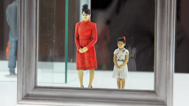 Your 3D Mini-Me - Up to 8 Inches Tall - Awaits (ABC News)