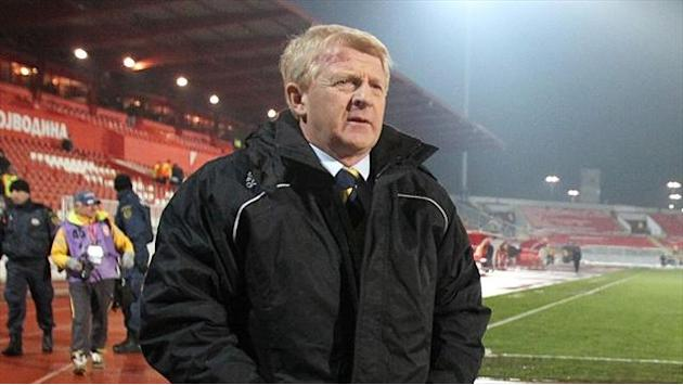 Scottish Football - Strachan keen to test players
