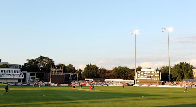 Cricket - 2013 Women's Ashes Series - First International Twenty20 - England Women v Australia Women - The Ford County Ground