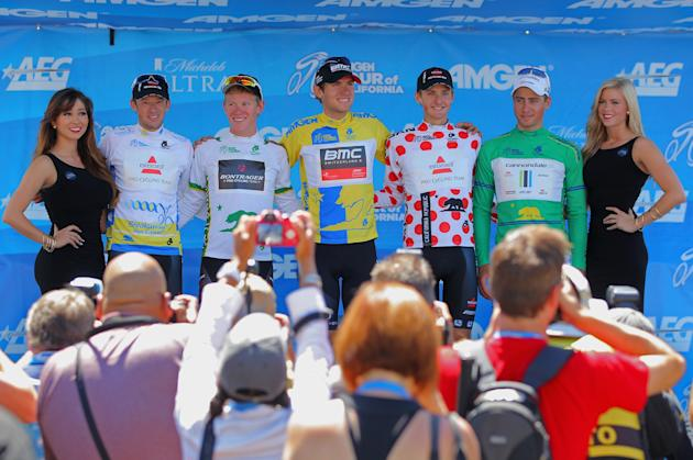 Tour of California - Stage 8