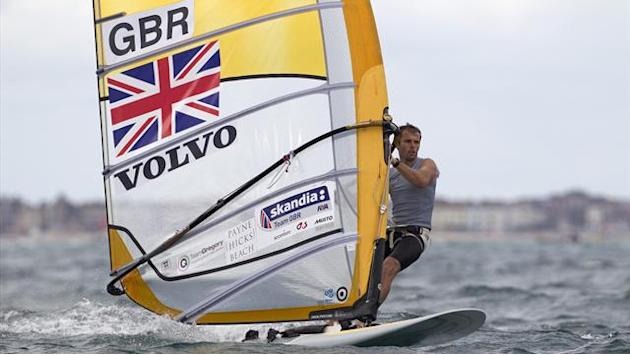 Sailing - World champ Dempsey lays down Rio gauntlet