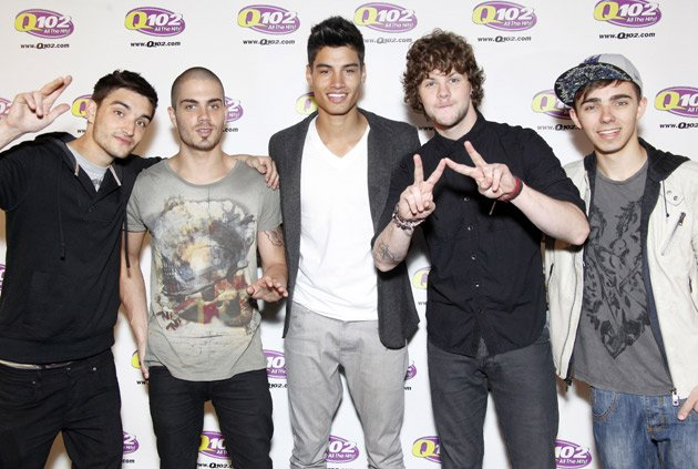 The Wanted One Direction