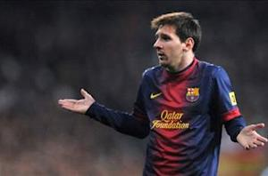 Messi to ink Barcelona extension until 2018 on Thursday