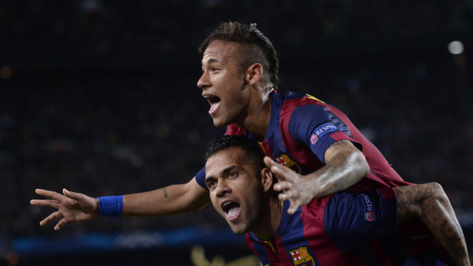 Barcelona to meet Bayern, Juventus gets Madrid in semifinals