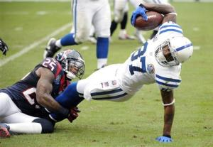 Texans clinch AFC South with 29-17 win over Colts