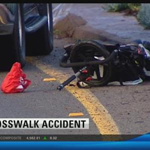 Baby dies after crosswalk accident in Point Loma